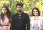 Thellavarithe Guruvaram Movie Team in Tirupathi Video