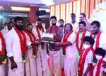 Atharvaa Murali Starrer Movie Launched