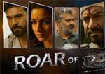 Roar of R R R Video