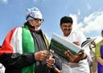 Amitab Bachchan Greenindia Challenge Video