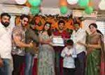 Aadi Saikumar Fresh Movie Launched