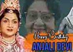 Anjali Devi Birth Anniversary