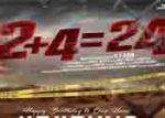 2+4=24  సినిమా ఫస్ట్ లుక్ విడుదల