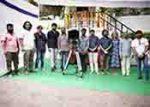 దొంగలున్నారు జాగ్రత్త చిత్రం షూటింగ్ ప్రారంభం