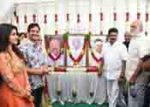 కోడిరామకృష్ణ కుమార్తె కొత్త చిత్రం ప్రారంభం